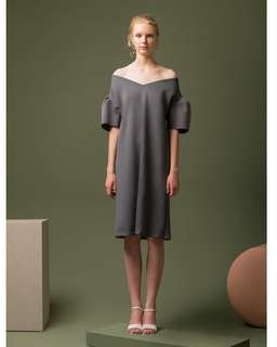 Duma Nebula Dress - Grey