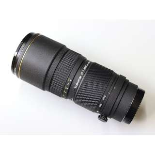 Tokina AT-X Pro 80-200mm f/2.8 zoom lens for Sony/Minolta A-mount