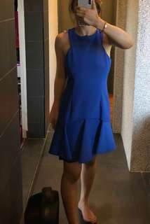 Finders Keepers Blue Dress