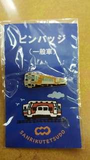 🚚 日本電車徽章