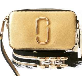 Authentic Marc Jacobs Snapshot Camera Bag