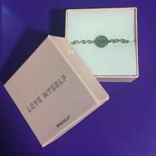 WTB/LFS LOVE MYSELF BRACELET OFFICIAL MD