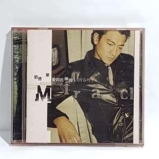 爱如此神奇, 刘德华 (Andy Lau / Liu De Hua), CD