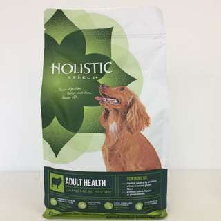 Holistic Select Lamb Meal Adult Dry Dog Food