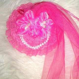 Hairclip Hat