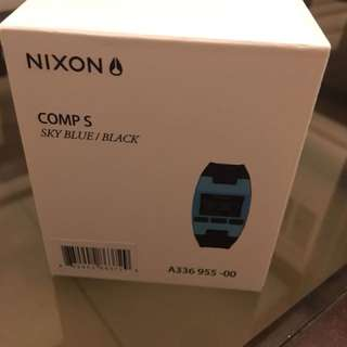 Surfer Watch Nixon Comp S