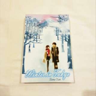 Buku winter in tokyo cover lama