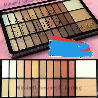 Make up studio palette (Inspired)