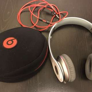 Beats Solo HD (White)