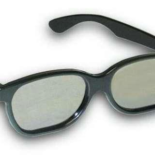 Polarized 3D Glass