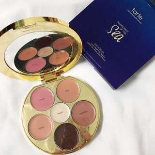 [REDUCED] TARTE Limited-edition kiss & blush cream cheek & lip palette