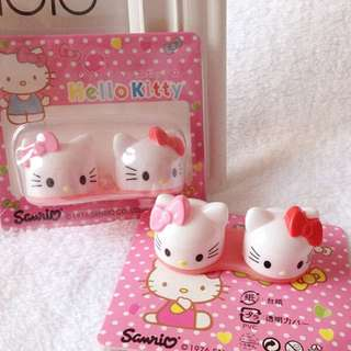 BN Hello Kitty Contact Lens Storage