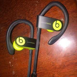 Beats Bluetooth earphone