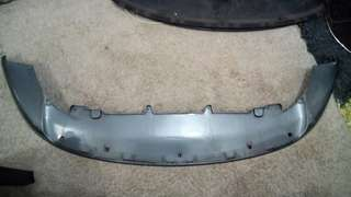 VW MK5 Jetta / Golf - GTI / GLI  original front lip