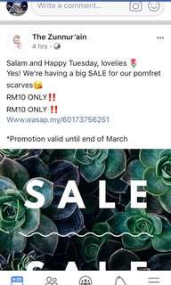 Bawal Pomfret on Sales!