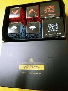 Twinings Tea Bag 茶包(English Morning & Jasmine Boom 各三)