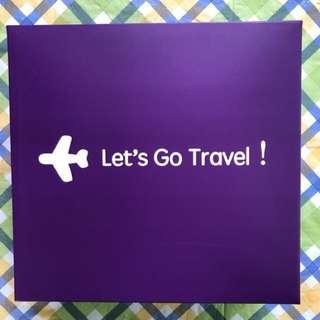旅行粒子護頸枕+旅行箱保險帶