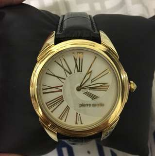 Pierre Cardin Watch 100% real n new with box