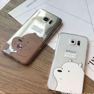 Samsung  case s6/s6 edge /s7/s7 edge/s8/s8+