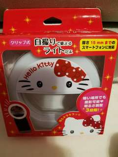 Hello kitty自拍補光器