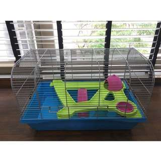 Hamster Accessories [CAGE SOLD]