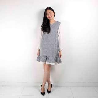 friill dress