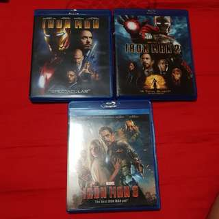 Used IronMan 3 for $25