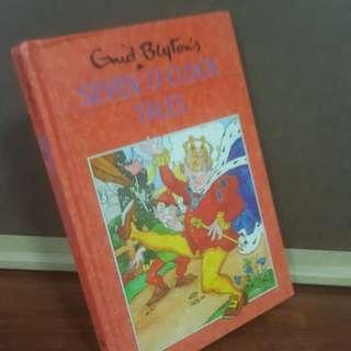 Seven O Clock Tales by Enid Blyton