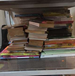 Preloved books coming soon