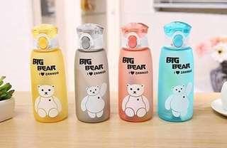 Botol minum karakter Big Bear