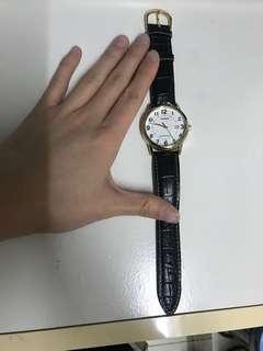 Casio 皮帶手錶 (隻錶無電 要自行換電)