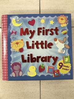 My First Little Library