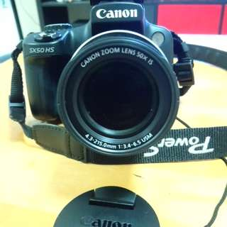 Canon SX50 HS Super Zoom 50X Digital Camera
