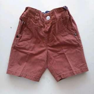 Celana pendek anak cowo