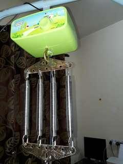 Elektrik baby cradle(buaian bayi elektronik)