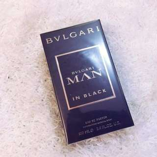 BVLGARI MAM IN BLACK