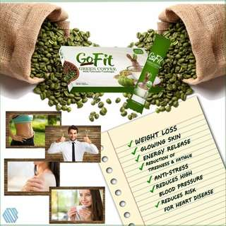 GO-FIT GREEN COFFEE