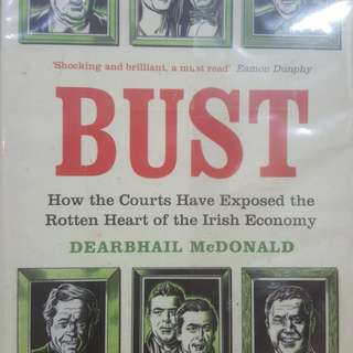 Bust: how the courts exposed the rotten heart of the Irish Economy