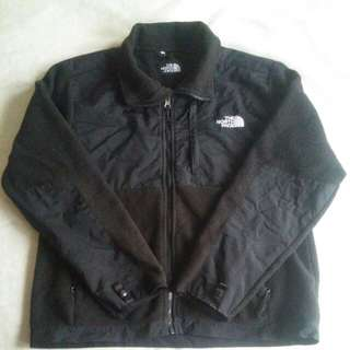 North Face Fleece Windbreaker Jacket