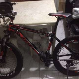 Spark Mountain Bike