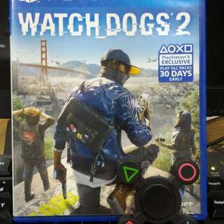 [PS 4] Watch Dogs 2