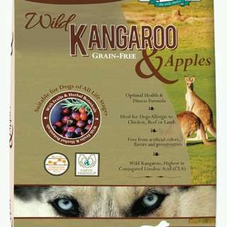 Up to 30% OFF Launch Promotion Addiction Wild Kangaroo and apples Dry Dog Food Grain Free
