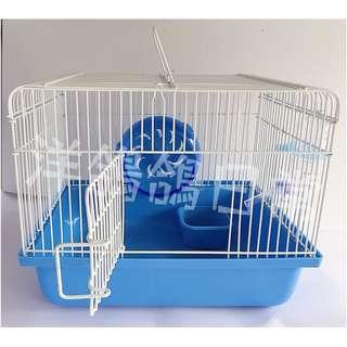 《老鼠窩、老鼠籠子》天藍色、輕便可愛老鼠窩