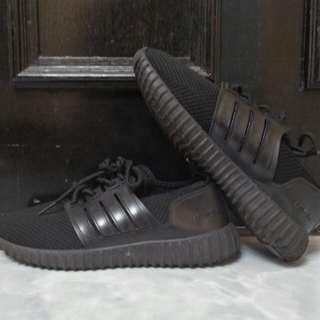 Yeezy Inspired Black Shoes Unisex