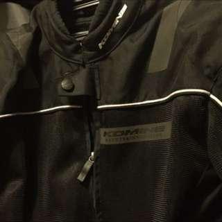 Komine Riding Jacket Original