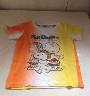 Snoopy shirt