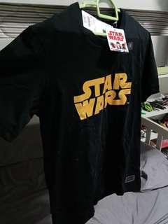 Star Wars last Jedi t-shirt