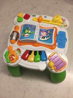 Leap Frog Music Activity Table