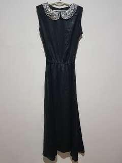 Long Dress Satin