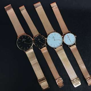 DANIEL WELLINGTON STEEL EXCLUSIVE